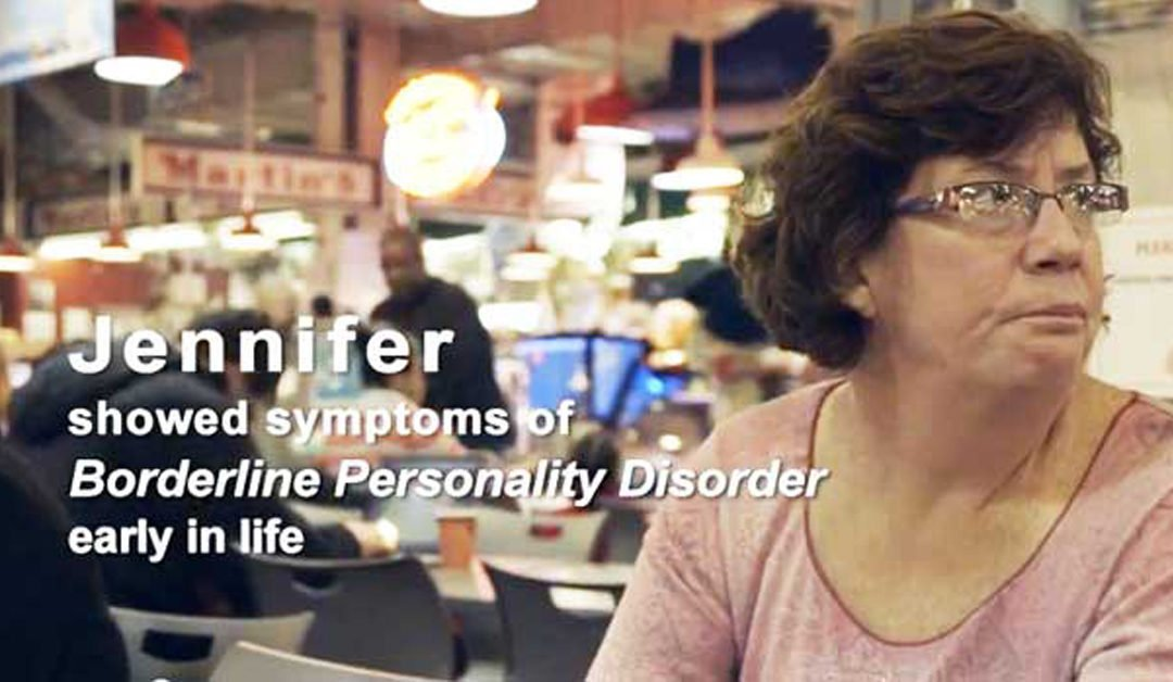 Jennifer Agnew & Borderline Personality Disorder
