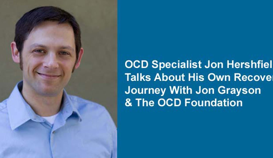 An OCD Therapist's Story