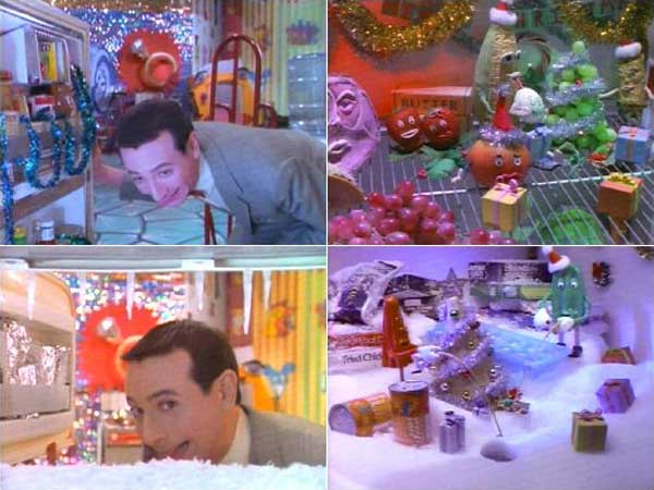 Stills from Pee-Wee's Playhouse torrey pines