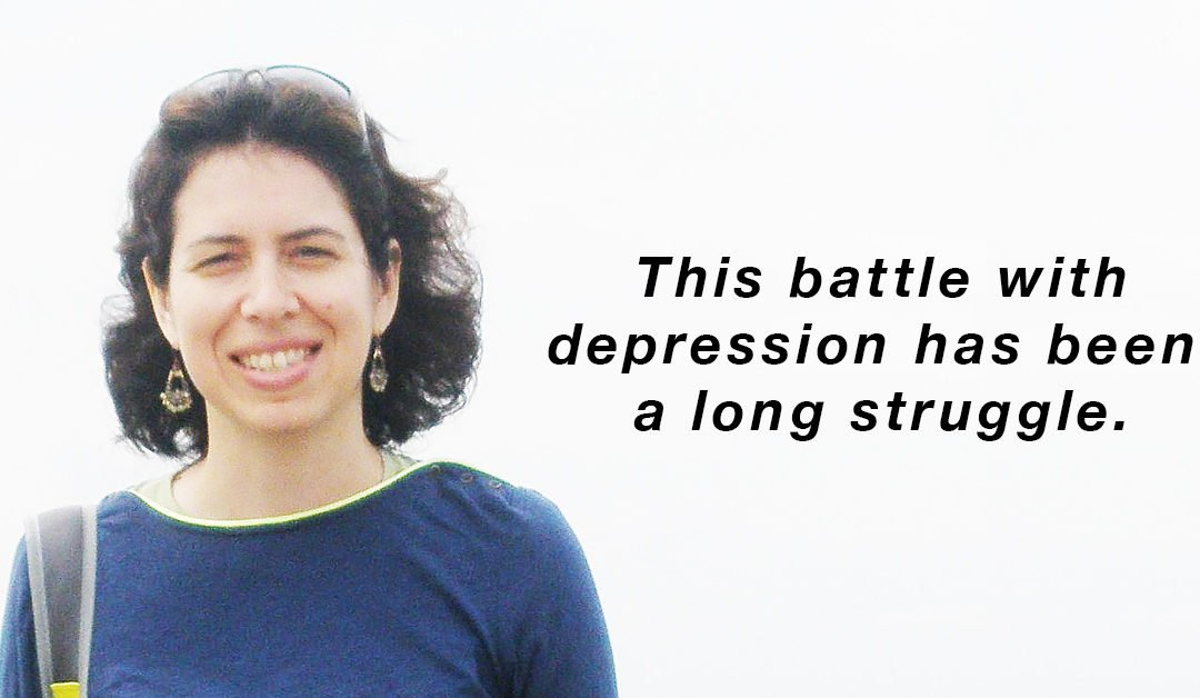 Battling Depression, Once In A Lifetime (Hopefully)