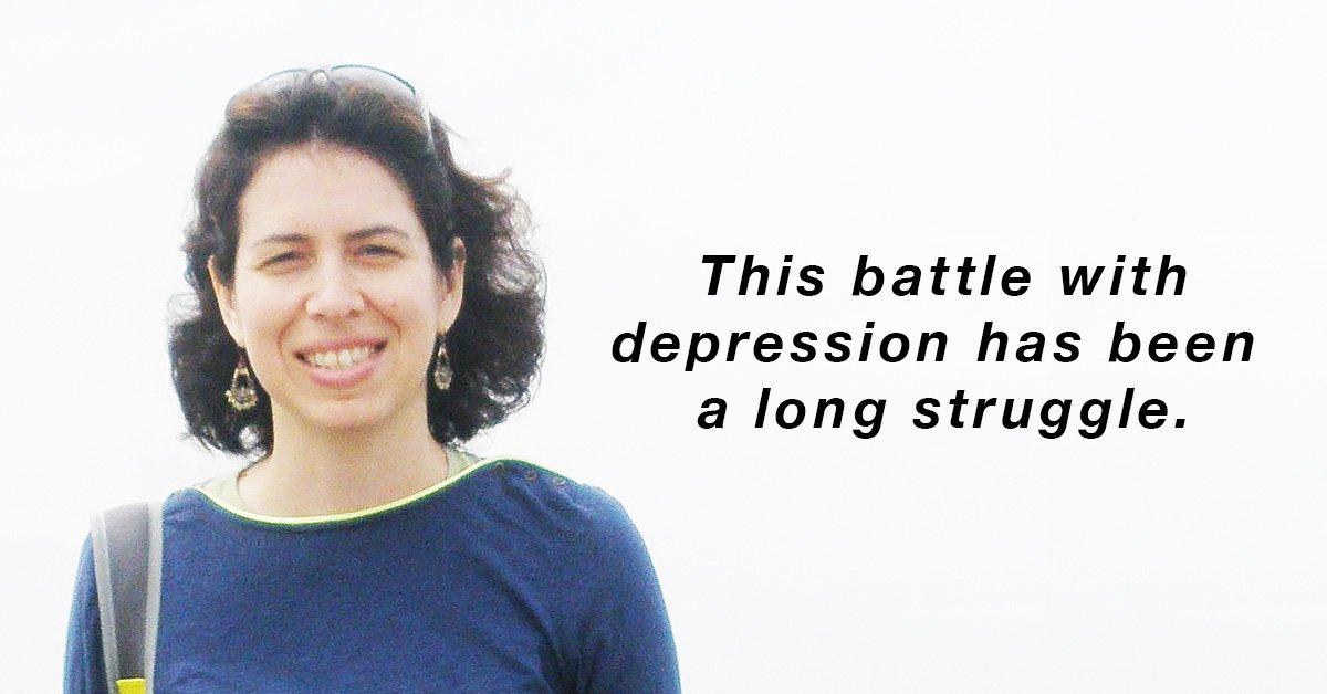 Battling Depression, Once In A Lifetime (Hopefully)