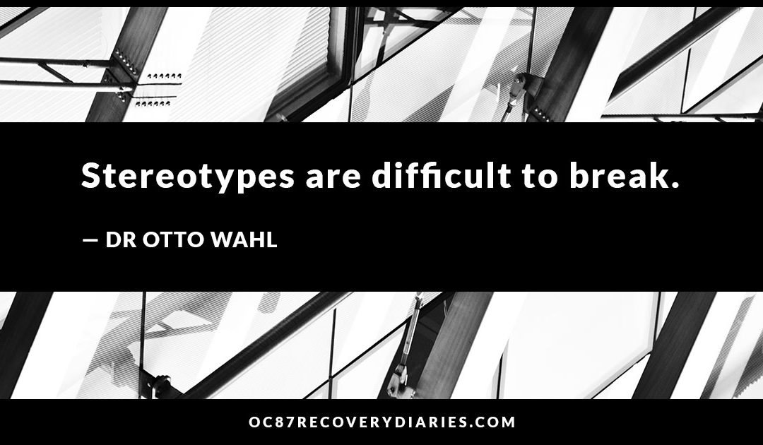 Dr. Otto Wahl on Mental Illness & Stereotypes