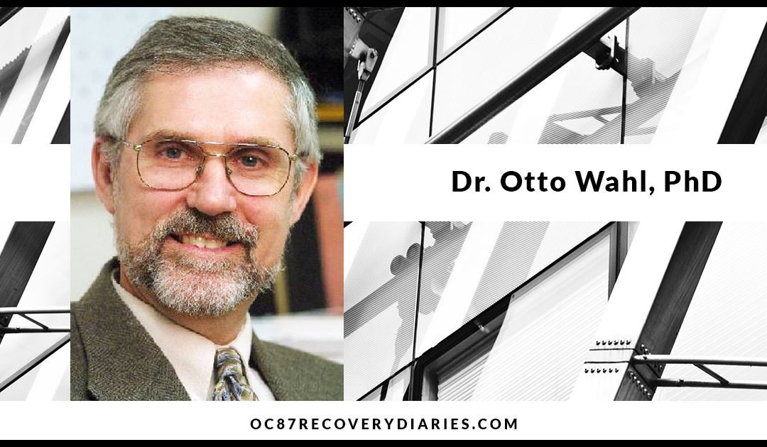 Dr. Otto Wahl on Busting Stigma Around Mental Illness