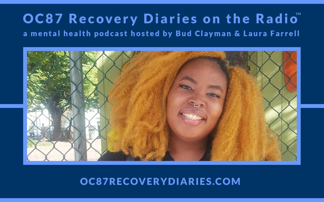 Episode 12 – From Nigeria to the U.S. — A Journey with Anxiety and Depression