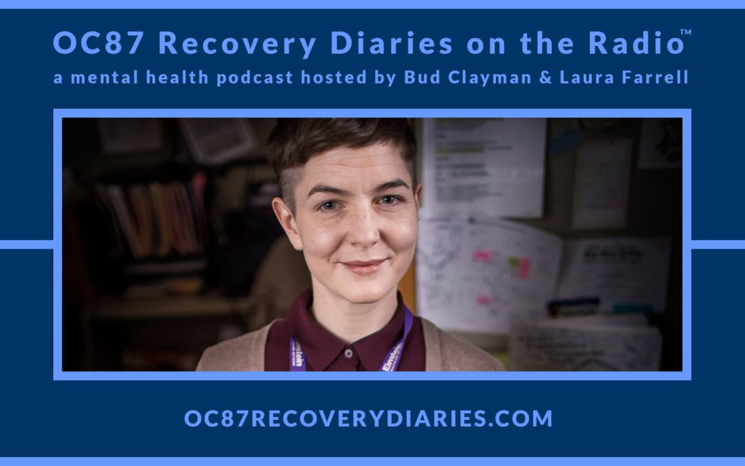 Episode 18 – Libby Parker; Changing the LGBTQ+ Mental Health Landscape