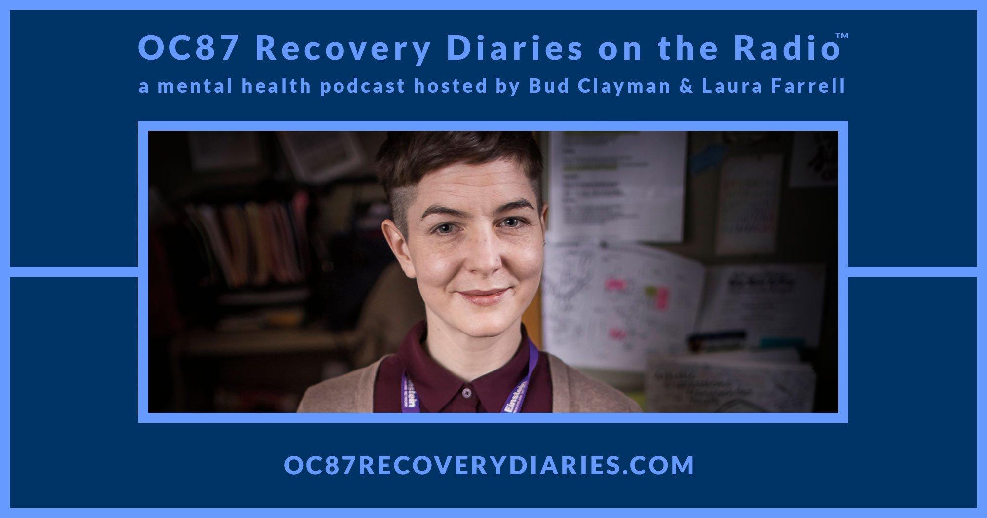 Episode 18 – Libby Parker; Changing the LGBTQ+ Mental Health Landscape